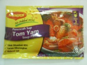 Maggi Tomyam Soup Paste