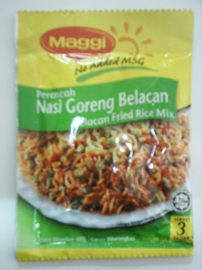 "Maggie ""Belancan"" Fried Rice Mix"