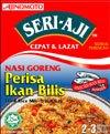 Seri-Aji Anchovy Flavor Fried Rice Mix