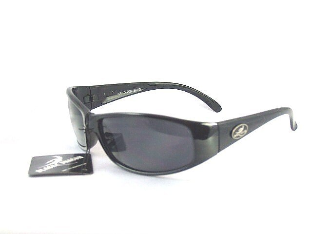 Men Fashion Designer Sunglass Black Dragon 1120