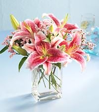 Pink Lily� Bouquet