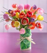 Todd Oldham� Hosta Tulips