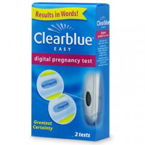 Clearblue Easy Digital Pregnancy Test - 2
