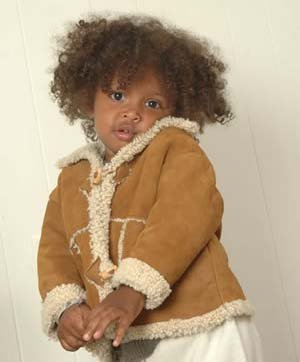 Kina Collection All-Natural Lamb Toggle Coat Made In New Zealand