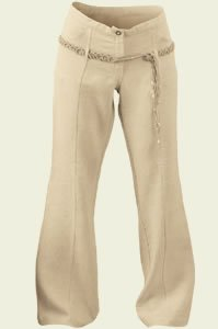 Natural Hemp Ecolution Party Pants
