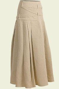 Natural Hemp Ecolution Sufi Skirt