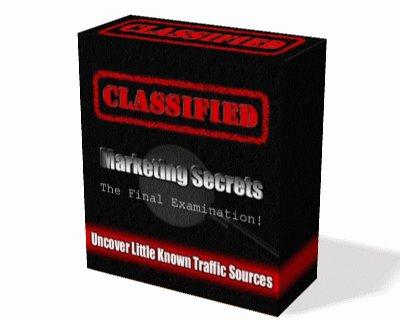 Classified Marketing Secrets