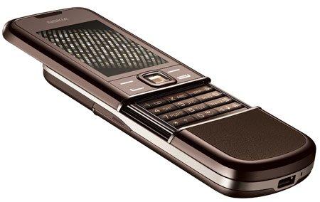 Nokia 8800 Sapphire Arte Triband 3G Unlocked Phone