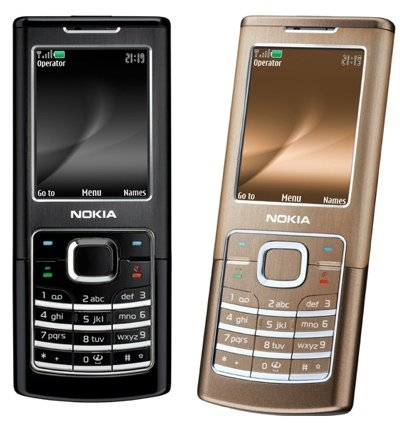 Nokia 6500 Classic Quadband 3G Unlocked Phone (SIM Free)