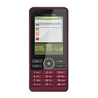 Sony Ericsson G900 Triband PDA Unlocked Phone (SIM Free) + PV708 Bluetooth Headset