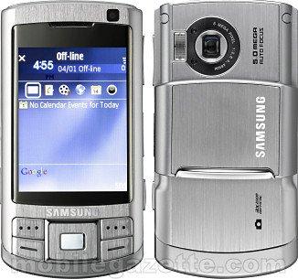 Samsung G810 Triband 3G HSDPA GPS Unlocked Phone (SIM Free)