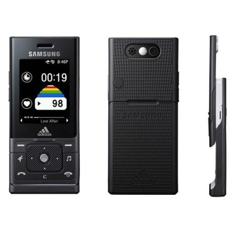 Samsung F110 Adidas miCoach Quadband Unlocked Phone (SIM Free)