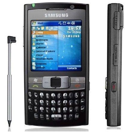 Samsung i780 Triband 3G HSDPA PDA GPS Unlocked Phone (SIM Free)