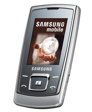 Samsung SGH-E840 Quadband GSM Unlocked Phone (SIM Free)
