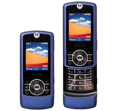 Motorola Z3 RIZR 2mp Quadband Slide Unlocked Phone (SIM Free)