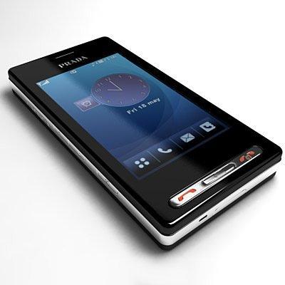 LG KE850 Prada Triband Unlocked Phone (SIM Free) + 256MB Memory Card