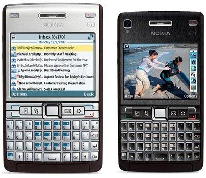 Nokia E71 Quadband 3G HSDPA GPS Unlocked Phone (SIM Free)