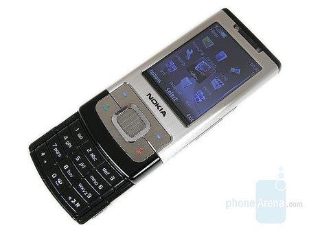 Nokia 6500 Slide Quadband 3G Unlocked Phone (SIM Free) + 512MB Memory Card