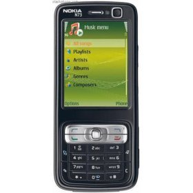 Nokia N73 Quadband GSM Unlocked Phone (SIM Free) + 2GB Memory Card