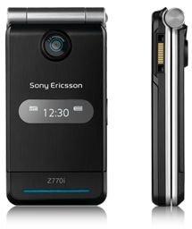 Sony Ericsson Z770i Triband 3G HSDPA Unlocked Phone (SIM Free)