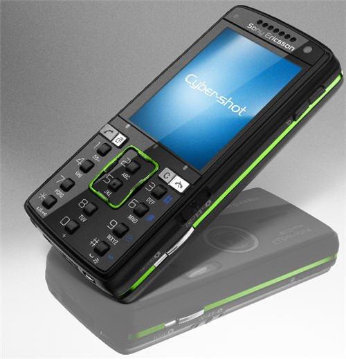 Sony Ericsson K850i Quadband 3G Cyber-Shot Unlocked Phone (SIM Free) + 512M2 Memory Card