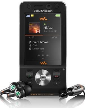 Sony Ericsson W910i Quadband 3G Walkman Unlocked Phone (SIM Free) + 1GBM2 Memory Card