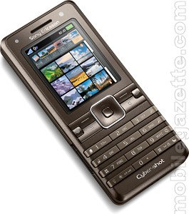 Sony Ericsson K770i Triband 3G Cyber-Shot Unlocked Phone (SIM Free) + 512MB Memory Card