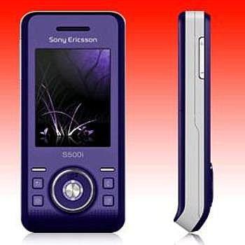 Sony Ericsson S500i Quadband GSM Unlocked Phone (SIM Free)