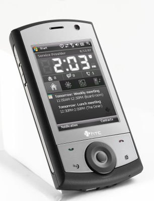 HTC Touch Cruise P3650 Quadband GPS Unlocked PDA Phone (SIM Free) + 1GB Memory Card & Car Kit