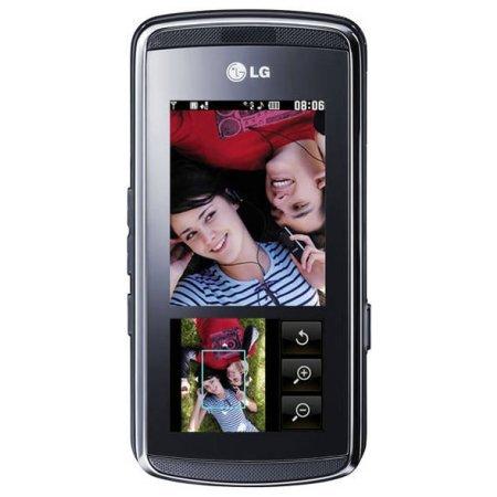 LG KF600 Triband Unlocked Phone (SIM Free)