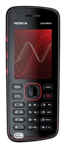 Nokia 5320 XpressMusic 3G HSDPA Quadband Unlocked Phone (SIM Free) + 1GB Memory card