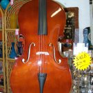 cello with bag & bow