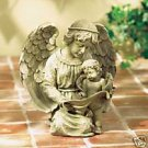 Angel and Child Statue - God's messenger - beautiful statue