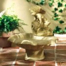 Cherub Water Fountain - charismatic cherub water fountain