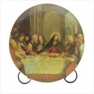 Last Supper Collector's Plate - decorative plate - Last Supper
