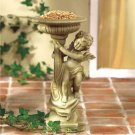 Cherub Feeder or Potpourri Holder - Cherub
