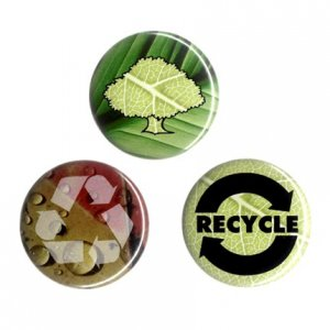 Environment Buttons (Set of 3)