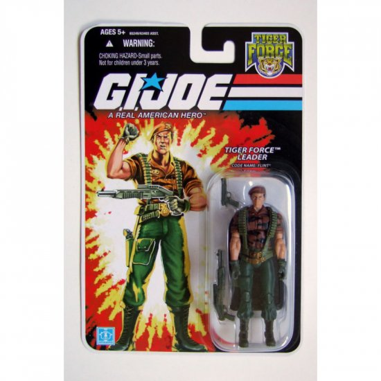 GI JOE 25th Anniversary Wave 8 Tiger Force Flint New