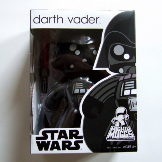 Star Wars Mighty Muggs Darth Vader