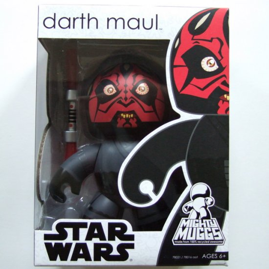 Star Wars Mighty Muggs Darth Maul