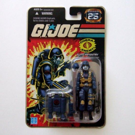 GI JOE 25th Anniversary Cobra Air Trooper Foil Card MOC Brand New