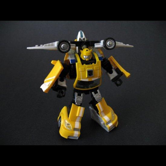Transformers Classics Bumblebee Mint Complete