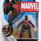 Marvel Universe Union Jack 3.75&quot; 026 2009 Brand New
