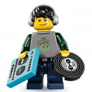 Lego Minifigures Series 8 8833 - DJ - New