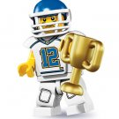 Lego Minifigures Series 8 8833 - Football Player - New