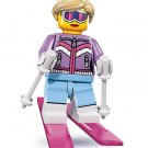Lego Minifigures Series 8 8833 - Downhill Skier - New