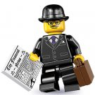 Lego Minifigures Series 8 8833 - Businessman - New