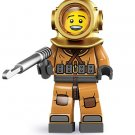 Lego Minifigures Series 8 8833 - Diver - New