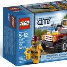 Lego City 4427 Fire ATV Brand New MISB