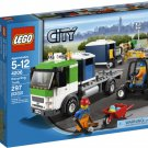 Lego City 4206 Recycling Truck Brand New MISB